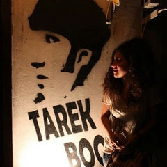 Photo taken at Tarek Booze Lebanese Bar by Riad Abdallah on 3/18/2012