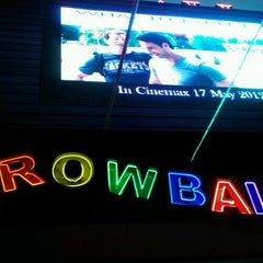 Photo taken at Growball Cinemax by Joanne NicoleAnn on 5/3/2012