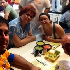 Photo taken at Tacos Samurai by Berni R. on 5/11/2012