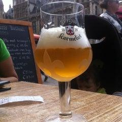 Photo taken at Borluut by Jeroen D. on 7/7/2012