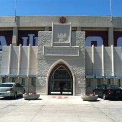 Photo taken at Memorial Stadium by Carl J. on 4/23/2012