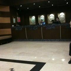 Photo taken at Ramada Seoul Hotel by Shinobu I. on 5/14/2012