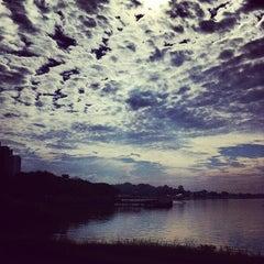 Photo taken at Lower Seletar Reservoir Park by Daveid C. on 4/22/2012