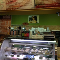 Photo taken at Towson Hot Bagels by TheBmoreGirl on 4/2/2012