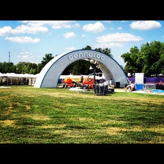 Photo taken at Bonnaroo Music & Arts Festival by erin k. on 6/6/2012
