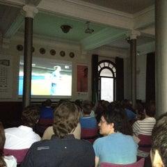Photo taken at Istituto Italiano di Cultura by Francesca B. on 6/24/2012