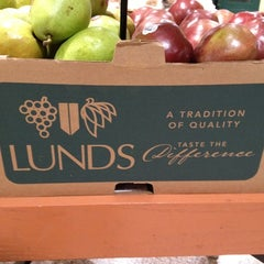 Photo taken at Lunds & Byerlys by Aaron K. on 2/28/2012