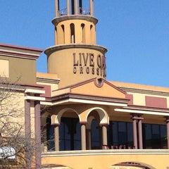 Photo taken at Regal Cinemas Live Oak 18 & RPX by Jeff F. on 3/11/2012