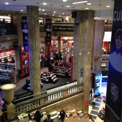 Photo taken at Virgin Megastore by neuza l. on 4/18/2012