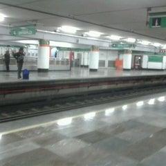 Photo taken at Metro San Juan de Letrán by JOLUMO on 3/16/2012