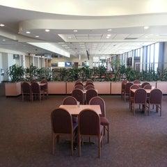 Photo taken at Capital Region International Airport (LAN) by Kellen S. on 8/30/2012