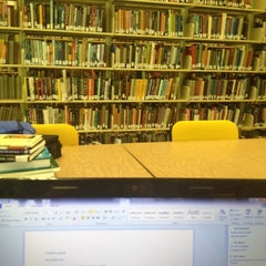 Photo taken at Camden-Carroll Library by Matthew L. on 6/5/2012