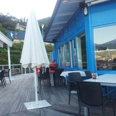 Photo taken at Mauro Restaurante by Isa C. on 9/2/2012