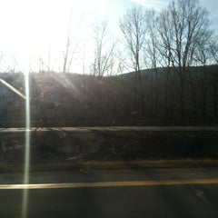Photo taken at Interstate 81 by Caitlin B. on 2/28/2012