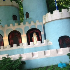 Photo taken at Mister Rogers' Neighborhood of Make-Believe @idlewildpark by Todd B. on 6/24/2012