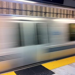Photo taken at Balboa Park BART Station by Matthew D. on 5/22/2012