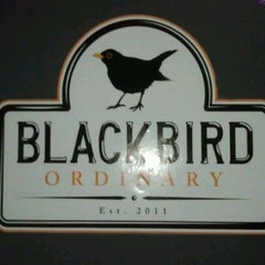 Photo taken at Blackbird Ordinary by Christian R. on 2/26/2012