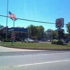 Photo taken at Burger King® by Joseph N. on 7/25/2012