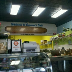 Photo taken at Sarcone's Deli by Jessica S. on 9/3/2011