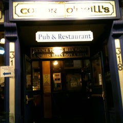 Photo taken at Conor O'Neill's by Valeria Z. on 7/30/2012