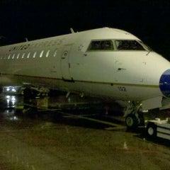 Photo taken at Gate C28 by John D. on 1/17/2012