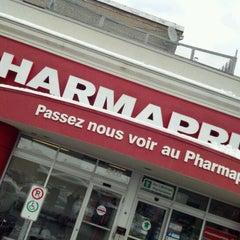 Photo taken at Pharmaprix by Josepf H. on 1/21/2012