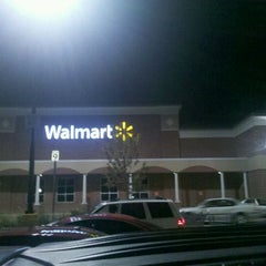 Photo taken at Walmart Supercenter by Brian S. on 9/6/2011