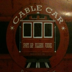 Photo taken at Cable Car by Albert R. on 1/10/2012