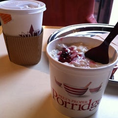 Photo taken at Pret A Manger by Nick M. on 3/18/2011