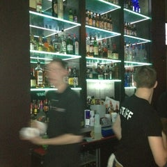 Photo taken at The Shot Bar by Brooks H. on 3/23/2012