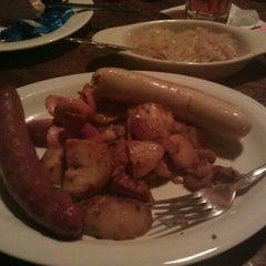 Photo taken at Rudi Lechner's German Restaurant by Anthony D. on 3/9/2011