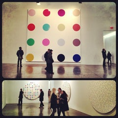 Photo taken at Gagosian Gallery by Greg W. on 2/4/2012