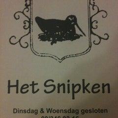 Photo taken at Het Snipken by Amaury V. on 11/19/2011