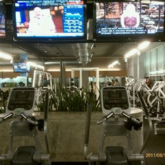 Photo taken at Equinox Highland Park by Mark P. on 8/18/2011