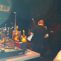 Photo taken at Bowery Poetry Club by Mitch Z. on 7/1/2012