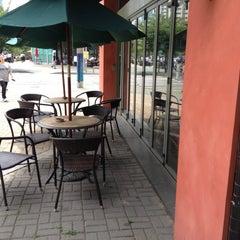 Photo taken at Joe's Sandwich & Coffee by ye c. on 6/28/2012