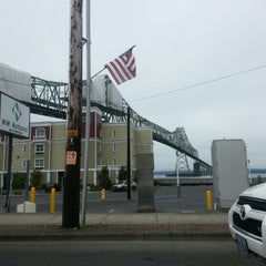 Photo taken at City of Astoria by Kekoa K. on 8/17/2012