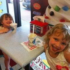 Photo taken at Rita's Ice Custard by Jeremy G. on 8/5/2012