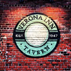 Photo taken at Verona Inn by Seth W. on 6/7/2012