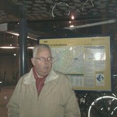 Photo taken at Bushalte Station Schothorst by Alexander B. on 12/11/2011