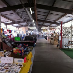 Photo taken at Mesa Market Place Swap Meet by oneeyepug on 8/20/2011