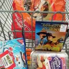 Photo taken at Walmart Supercenter by Brian D. on 12/8/2011
