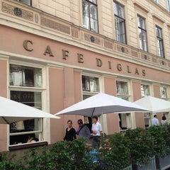 Photo taken at Konditorei Café Diglas by Martin O. on 4/30/2012