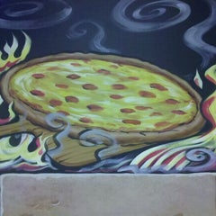 Photo taken at Capri Pizza And Pasta by Keith C. on 9/12/2011