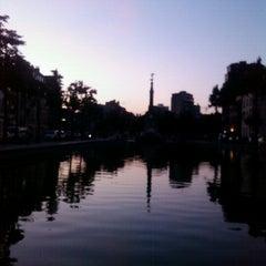 Photo taken at Sint-Katelijne / Sainte-Catherine (MIVB / STIB) by Kelly V. on 8/28/2012