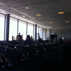 Photo taken at Gate 22 by Doug Y. on 1/24/2012