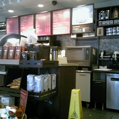 Photo taken at Starbucks by Molly W. on 12/17/2011
