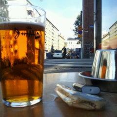 Photo taken at Punavuoren Ahven by Vesa H. on 9/30/2011