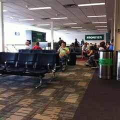 Photo taken at Gate E5 by Jason S. on 7/18/2011