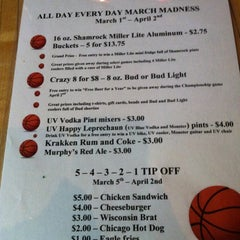 Photo taken at Silver Eagle Bar & Grill by Madison Area City Guide on 3/10/2012